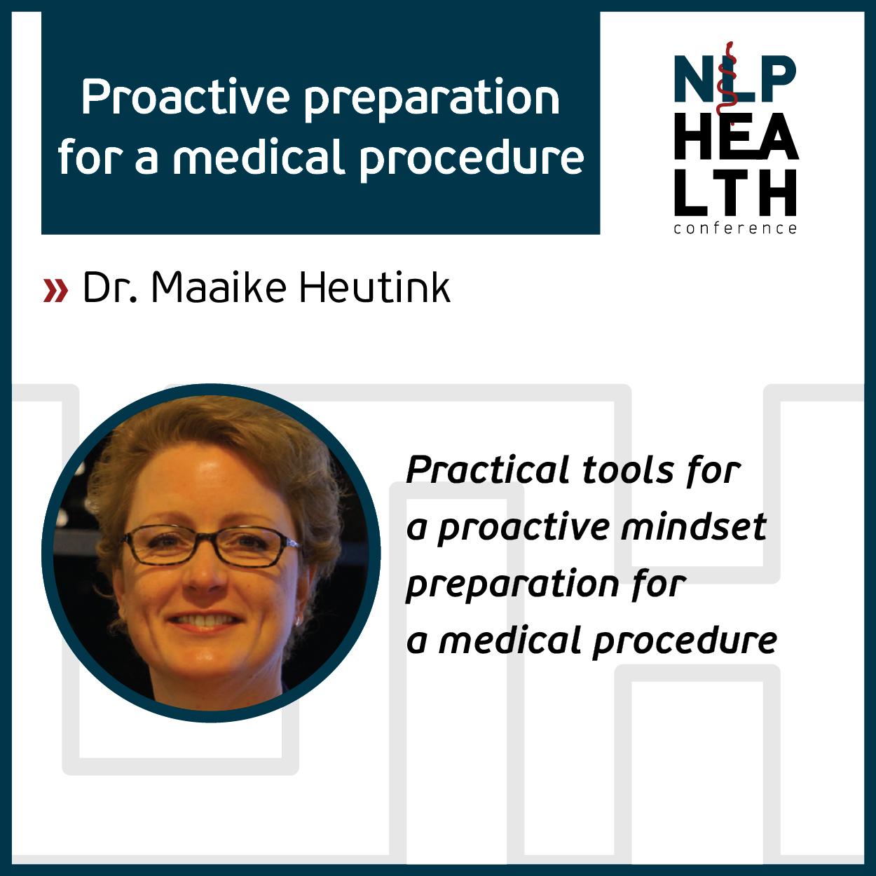 Proactive preparation